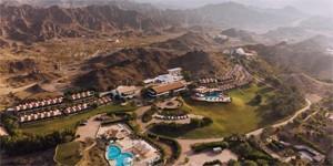 JA Hatta Fort Hotel, Dubai