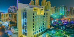 Jannah Marina Bay Suites Dubai