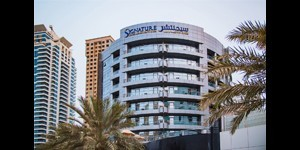 Signature Hotel Apartments & Spa Marina
