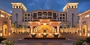 St Regis Saadiyat Island Abu Dhabi