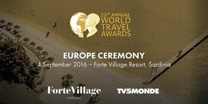 World Travel Awards Europe Gala Ceremony 2016