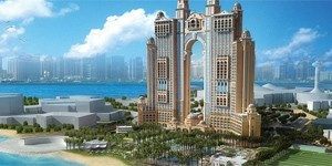 Fairmont Marina Abu Dhabi