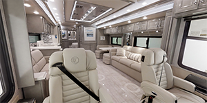 Luxury Motorhomes